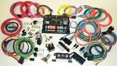 22 Circuit - 15 Fuse Highway Series Modular Fuse Panel System  with Universal Harness