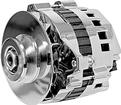 MSD Chrome 120 Amp Dynaforce Street Alternator