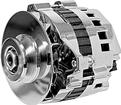 MSD Chrome 160 Amp Dynaforce Street Alternator