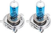 H4 Xenon 100/80 Watt Replacement Headlamp Bulbs - Pair