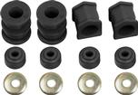 "1973-74 Mopar B-Body 15/16"" Black Polyurethane Sway Bar To Frame Bushing Set"