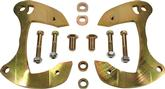 1955-64 Disc Brake Conversion Caliper Mounting Brackets - Stock Height Spindles