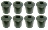 1965-66 Mustang Rear Leaf Spring Shackle Bushing Set (8)