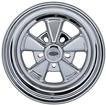 "15"" X 8"" - 5 X 5""Cragar SS Wheel For Use With 14mm Shank Lug Nuts"