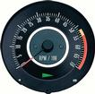 1967 Camaro 350 or 396/325HP Tachometer with 5500 Red Line