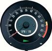 1967 Camaro Z28 or 396/375HP Tachometer with 6000 Red Line