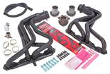 "1978-87 Buick Regal 283-400ci - Long Style Hedman Header Set - Black 1-1/2"" dia."