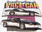 1993 Camaro Indy Pace Car T Shirt ; White ; Small