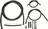 1967-69 F-Body 1968-70 X-Body Windshield Washer Hose Set