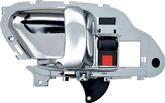 1995-02 GM C/K Pickup Truck / Sport Utility Inner Door Handle - Chrome Lever with Chrome Housing; LH