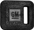 1969-92 Black Square Gm Ignition Key Cover