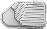 Th200-4R  Deep Sump Cast Aluminum Transmission Pan With  Naturl As Cast Finish