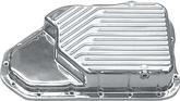TH200-4R  DEEP SUMP CAST ALUMINUM TRANSMISSION PAN WITH  POLISHED FINISH