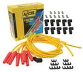 Accel 8.8 Mm Spiral Core Universal Spark Plug Wire Set W/Vari-Angle Plug Boot / Male Tower Style Cap