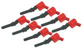 1999-04 MSD Ford 4.6/5.4L 2-Valve 8-Pack Coils - Red