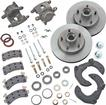 MUSTANG II DISC BRAKE CONVERSION 5X4-3/4