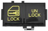 1990-92 GM F-Body - Door Lock Switch - LH