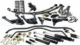 1967-74 CPP-Complete Performance Package - Black Powder Coated Control Arms