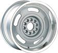 "15"" x 7"" Cast Aluminum Rally Wheel with Dual Lug Pattern"