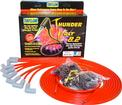 V8 Taylor Thunder Volt 8.2 Ignition Wires Universal Fit Red/90 Degree Boots