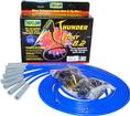 V8 Taylor Thunder Volt 8.2 Ignition Wires Universal Fit Blue/180 Degree Boots