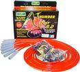 Red Taylor Thunder Volt 8.2MM Universal Fit 8 Cylinder Ignition Wire Set with 180° Plug Boots