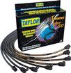 SMALL BLOCK THUNDER VOLT 50 IGNITION WIRES CUSTOM RACE FIT OVER/SOCKET/90 DEGREE BOOTS