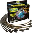 Small Block without HEI Thunder Volt 50 Under Headers Ignition Wire Set with 90° Plug Boots