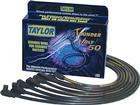 SMALL BLOCK THUNDER VOLT 50 IGNITION WIRES CUSTOM RACE FIT UNDER/HEI/90 DEGREE BOOTS