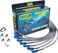 1961-74 Small Block without HEI Taylor SST Shielded Ignition Wire Set with 90° Plug Boots