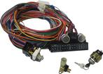 Keep It Clean Ultra Small 15 Fuse 24 Circuit 118 Terminal Wire Harness System With Switch Kt