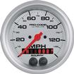 "Auto Meter Ultra Lite Series In-Dash 3-3/8"" 140 MPH GPS Speedometer"