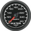 "Auto Meter ES Series 2-1/16"" Full Sweep 100º-260º F Electric Water Temperature Gauge"
