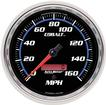 "Auto Meter Cobalt Series 5"" 160 MPH Programmable Electronic In Dash Speedometer"