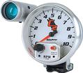 "Auto Meter C2 Series 5"" 10,000 RPM Pedestal Mount Tachometer with Blue Shift Light"