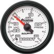 "Auto Meter Phantom II Series 2-1/16"" Full-Sweep 30 PSI / 30"" Hg Mechanical Boost / Vacuum Gauge"