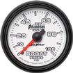 "Auto Meter Phantom II Series 2-1/16"" 100 PSI Mechanical Full-Sweep Boost Gauge"