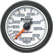 "Auto Meter Phantom II Series 2-1/16"" Full Sweep 140º-280º Mechanical Water Temperature Gauge"