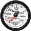 "Auto Meter Phantom II Series 2-1/16"" Full Sweep 120º-240º Mechanical Water Temperature Gauge"