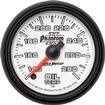 "Auto Meter Phantom II Series 2-1/16"" Full Sweep 140º-280º F Electric Oil Temperature Gauge"