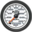 "Auto Meter Phantom II Series 2-1/16"" Full Sweep 100-260º F Electric Transmission Temperature Gauge"