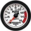 "Auto Meter Phantom II Series 2-1/16"" Full-Sweep 0-1600 PSI Electric Nitrous Pressure Gauge"