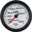"Auto Meter Phantom II Series 2-5/8"" Full Sweep 140º-280º F Mechanical Oil Temperature Gauge"