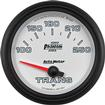 "Auto Meter Phantom II Series 2-5/8"" Short Sweep 100-250º F Electric Transmission Temperature Gauge"