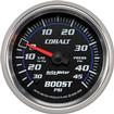 "Auto Meter Cobalt Series 2-5/8"" Full Sweep 45 PSI / 30"" Hg Mechanical  Boost / Vacuum Gauge"