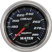"Auto Meter Cobalt Series 2-5/8"" Full Sweep140º-280º F  Mechanical Water Temperature Gauge"