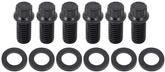 Black Oxide 12-Point Head Motor Mount to Block Bolt Set