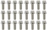 265-400ci Chevrolet Small Block Stainless Steel 12 Point Head Oil Pan Bolt Set