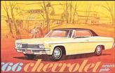 1966 Chevrolet Passenger Car Owners Manual