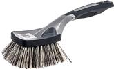 Soft Wheel Body Grill Brush 10""